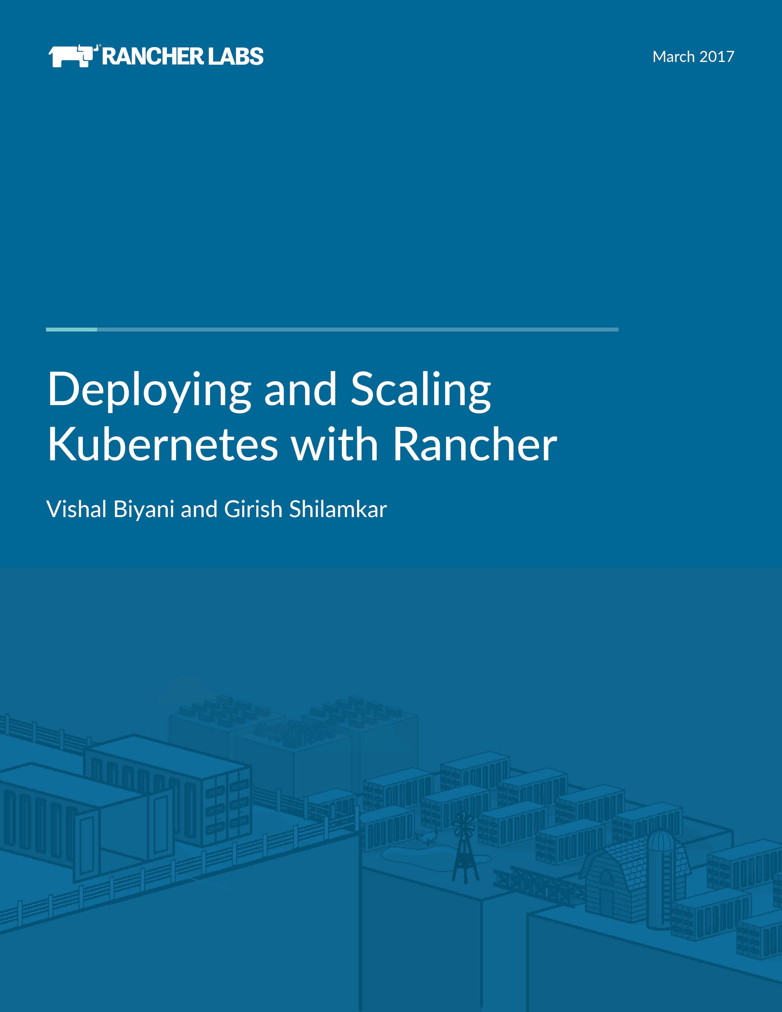 Deploy Kubernetes with Rancher